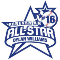 Dylan Williams Forever an All-Star Foundation